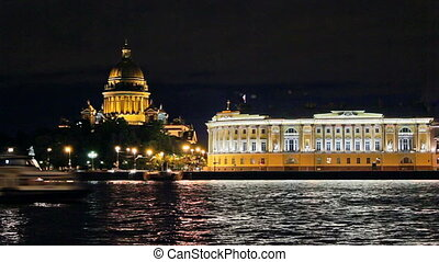 Senate Square - a view from the waterfront, Saint...