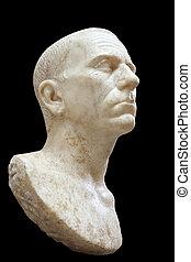 senator, romein, buste