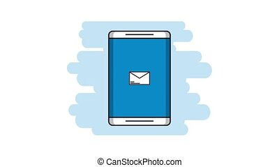 Sending email from smartphone