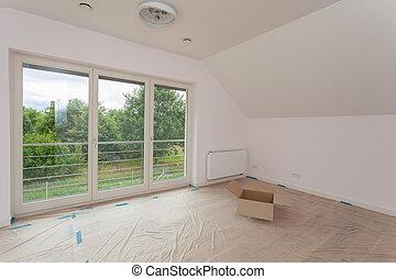 sendo, sala, renovated, espaçoso