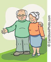 senior összekapcsol