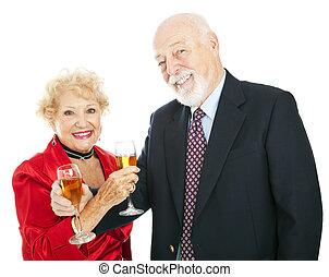 Senior Champagne Celebration