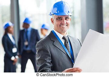 senior construction engineer