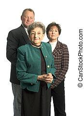 senior executive team
