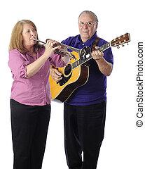 Senior Family Musicians