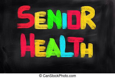 Senior Health Concept