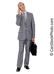 Senior job applicant