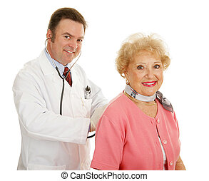 Senior Medical - Annual Physical