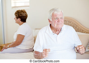 senior relationship problem