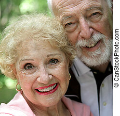 Senior Woman & Husband