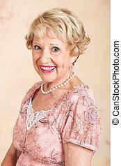 Senior Woman - Natural Beauty