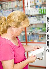 Pharmacy Receipt