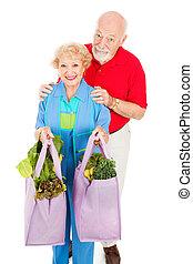 seniores, environmentally, ciente