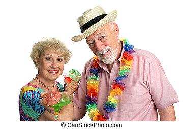seniores, férias