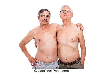 seniores, relacionamento