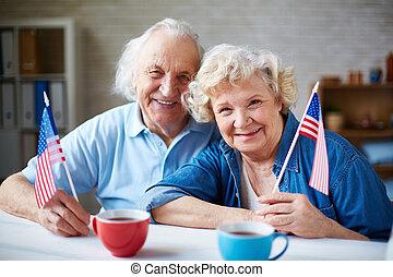 seniors, amerikai