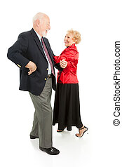 seniors, bailar cuadrilla