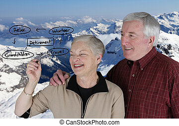 seniors, el vacaciones