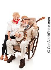 seniors, música country