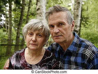 seniors, szerelemben