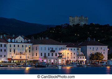 Senj, Croatia - Senj is an old town on the upper Adriatic...