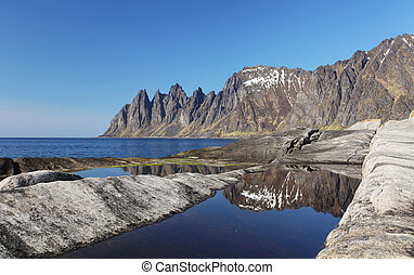 senja, 島, 挪威