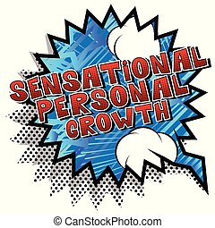 Sensational Personal Growth