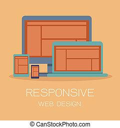 sensibile, disegno web