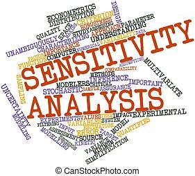 sensibilidad, análisis