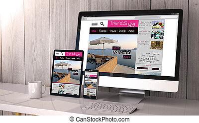 sensible, blog, tendencias, dispositivos