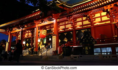 sensoji, temple