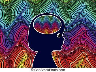 sensorisch, kinder, überlasten