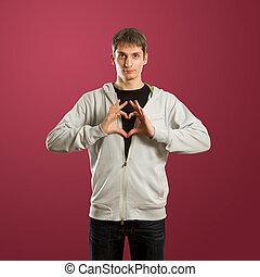 fall in love male