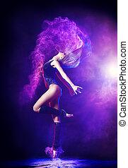 sensual jump