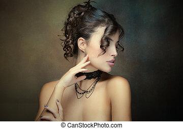 sensueel, beauty