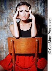 sensuous actress