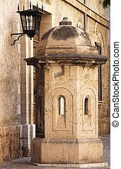 Sentry box in Palma de Mallorca