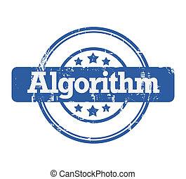 SEO Algorithm stamp