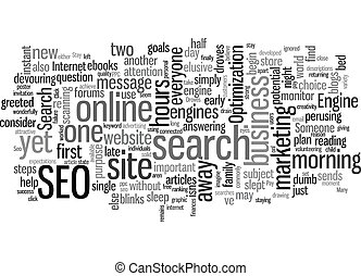Seo And Why Some Customers Stay Away In Droves text ...