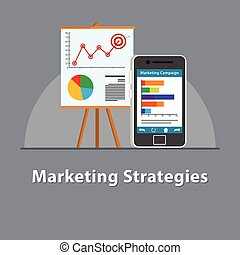 SEO Marketing strategies in smartphone