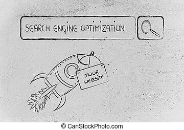 seo, optimisation moteur recherche