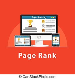 SEO Page rank