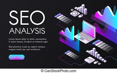 SEO search engine optimization illustration