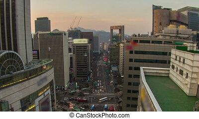 Seoul City Zoom 206