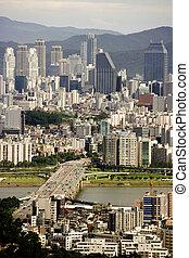 Seoul in South Korea, views