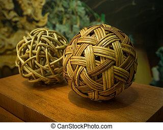 Sepak Takraw balls