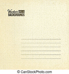 Sepia paper background texture