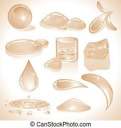 Sepia Water