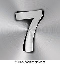 sept, nombre