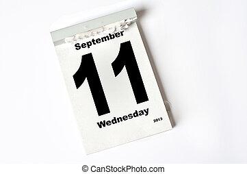 september, 11., 2013